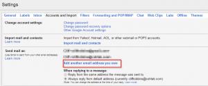 Step 9 Send Mail As