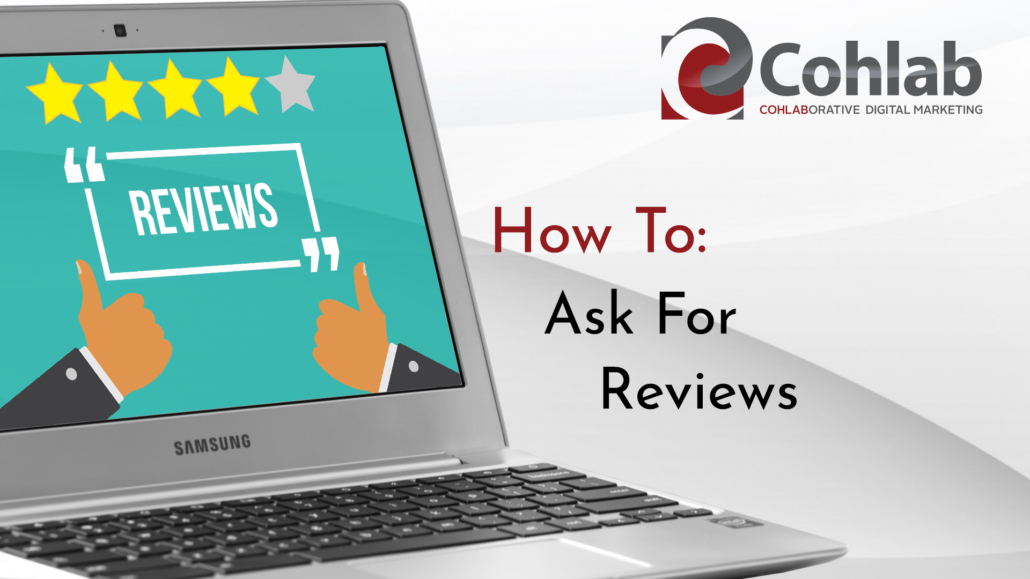 Cover Image for How To Ask For Online Reviews Blog